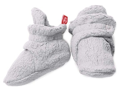 Zutano Fleece Baby Booties
