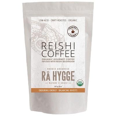RaHygge Reishi Mushroom Coffee (227 Grams)