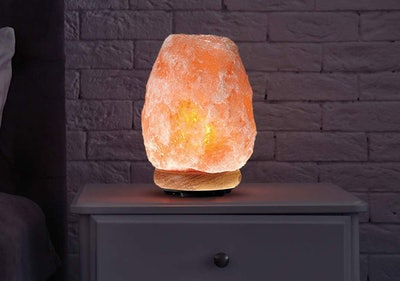 Himalayan Glow Natural Himalayan Salt Lamp