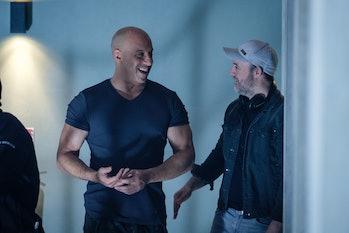 Blooshot Vin Diesel