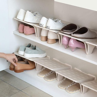 JL Home Shoe Stackers (4-Pack)