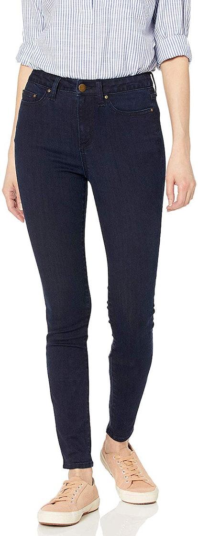 Daily Ritual High-Rise Skinny Stretch Jeans