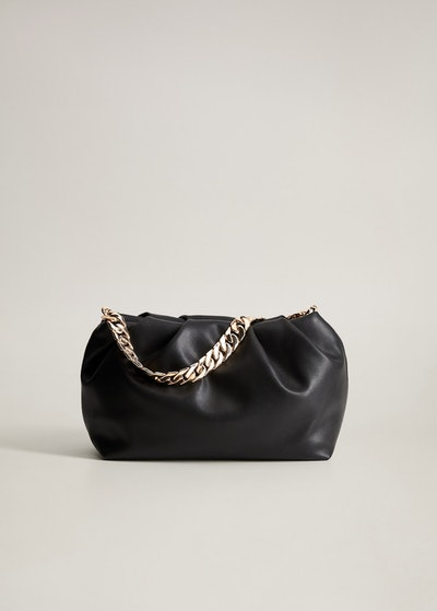 Chain Puffed Bag