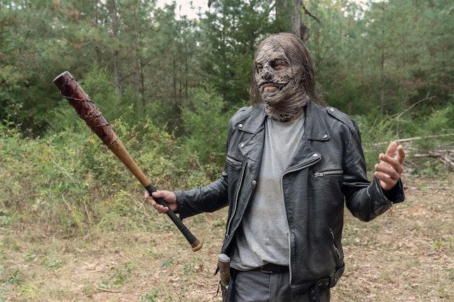 Negan needs to kill Alpha on The Walking Dead ASAP.
