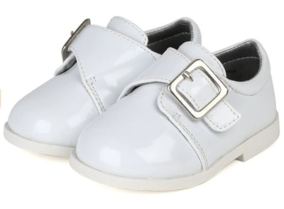 Auston Buckle Strap Dress Shoe