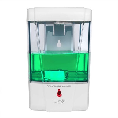 West Coach Wall Mounted Automatic Soap Dispenser