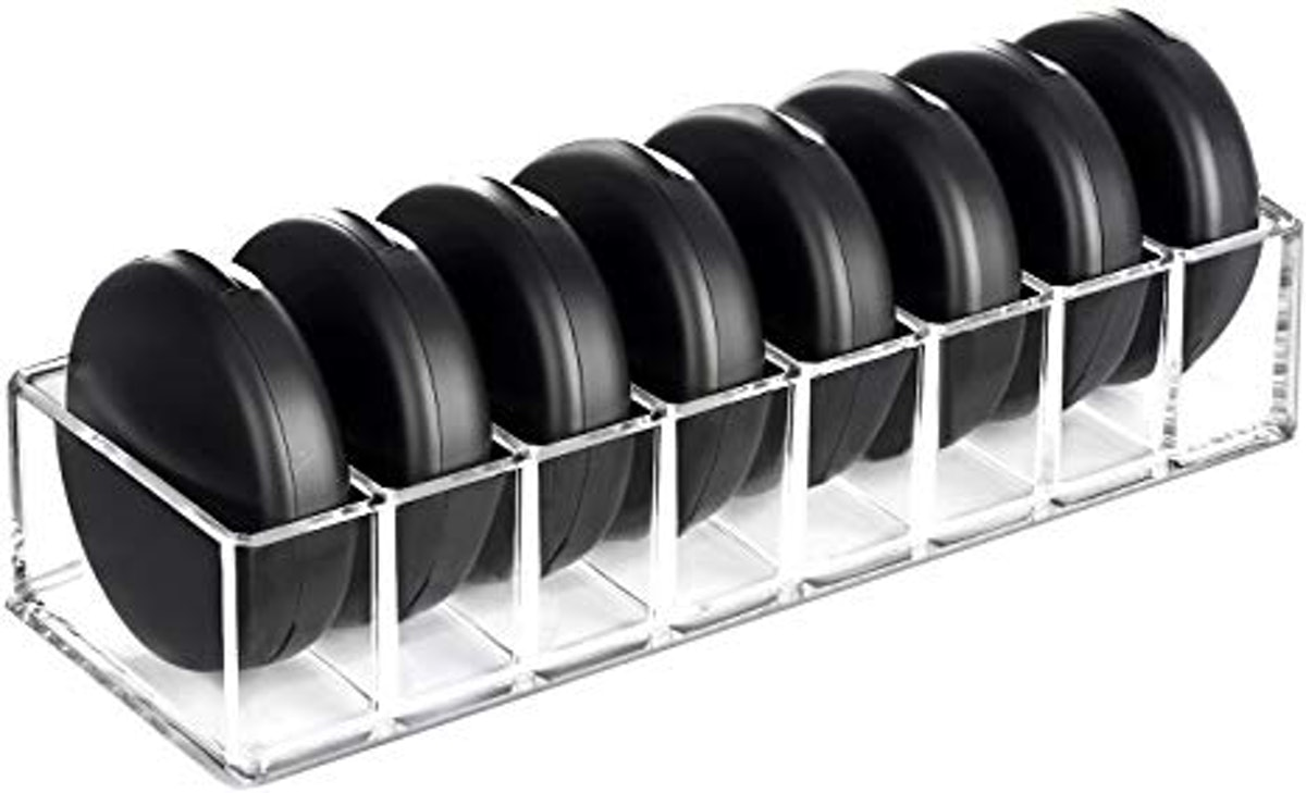 HBlife Acrylic Compact Makeup Organizer