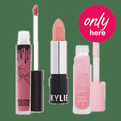 Kylie Cosmetics Select Lipsticks and Gloss