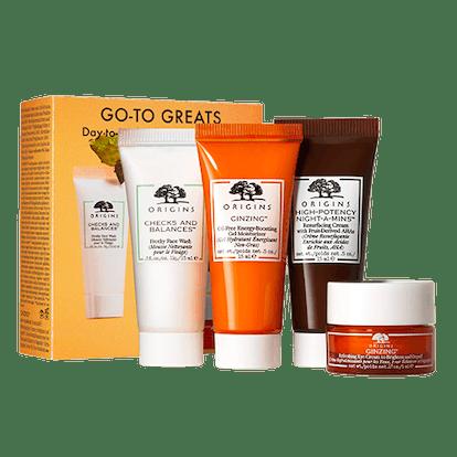 Origins Got to Greats Day-to-Night Skincare Essentials