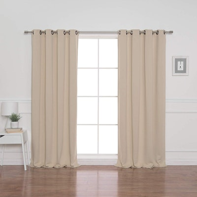 Best Home Fashion Insulated Blackout Curtains (2-Pack)