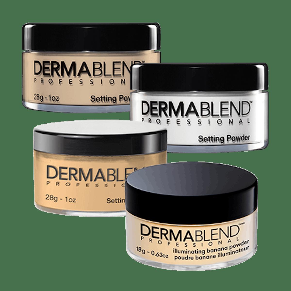 Dermablend Setting Powders