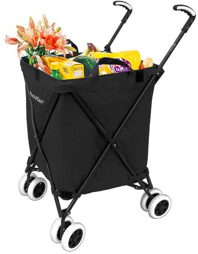 The Original VersaCart Transit Folding Shopping and Utility Cart
