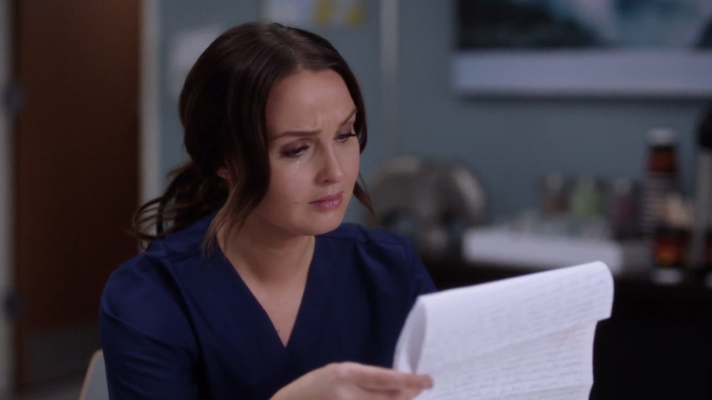 Does Jo get pregnant on 'Grey's Anatomy'?
