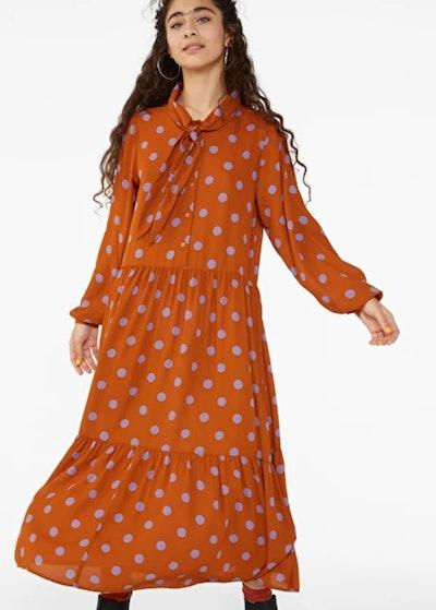 Prairie Maxi Dress