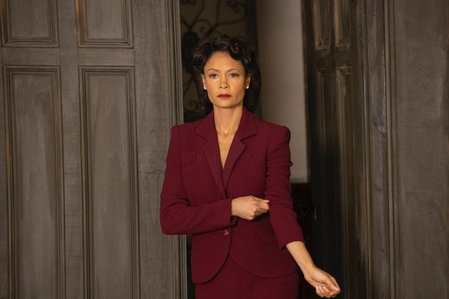 Thandie Newton in 'Westworld' Season 3