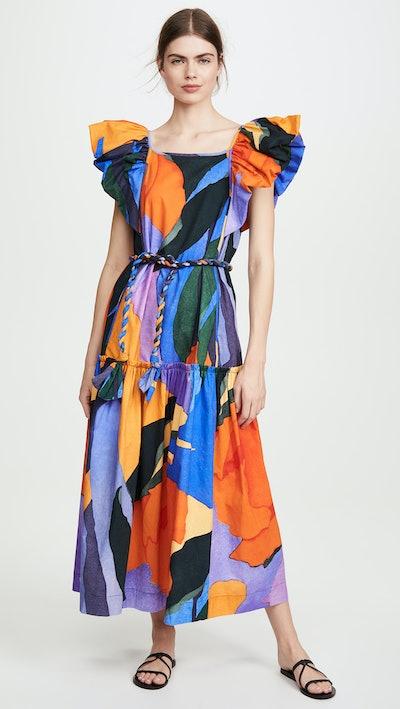 Zarela Dress