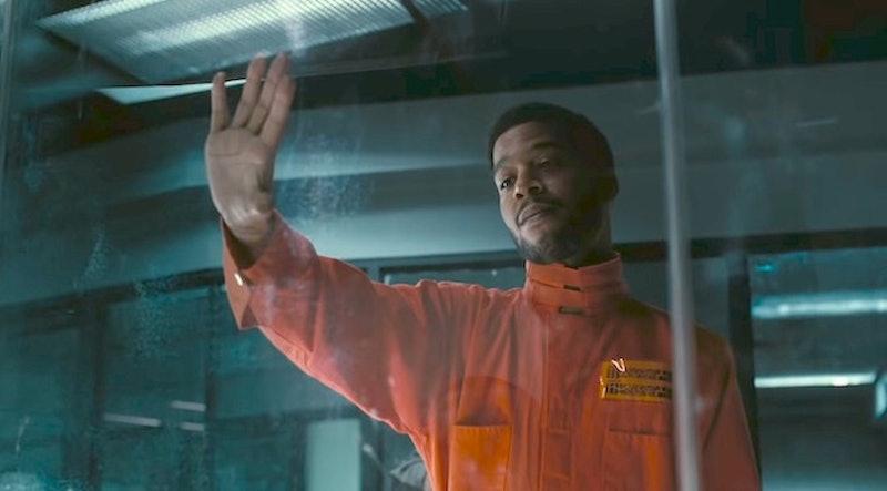 Kid Cudi as Francis on Westworld.