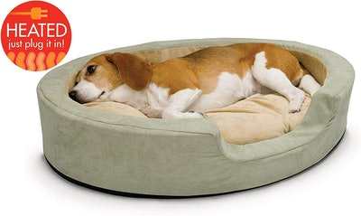 K&H Pet Products Heated Pet Bed (Large)
