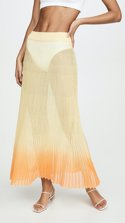 The Long Helado Skirt
