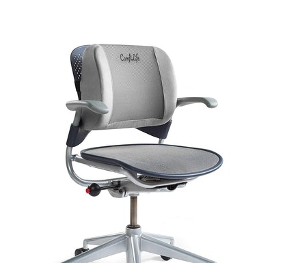 ComfiLife Back Pillow Office Chair and Car Seat Cushion