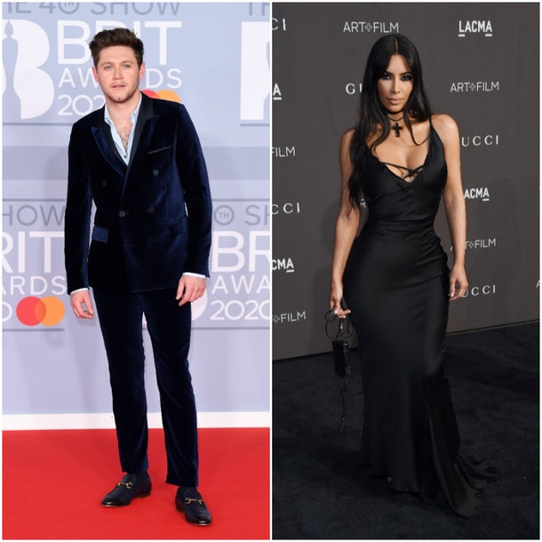 Niall Horan, Kim Kardashian