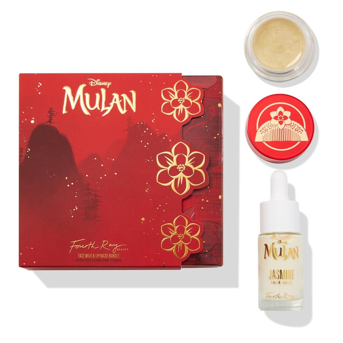 """""""Mulan"""" x ColourPop Brave Face Bundle"""