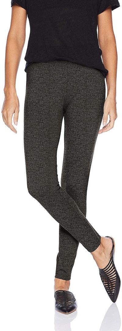 Daily Ritual Women's Ponte Knit Legging