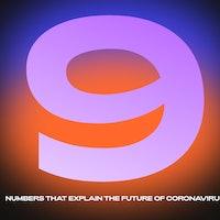 9 numbers that forecast the future of Coronavirus