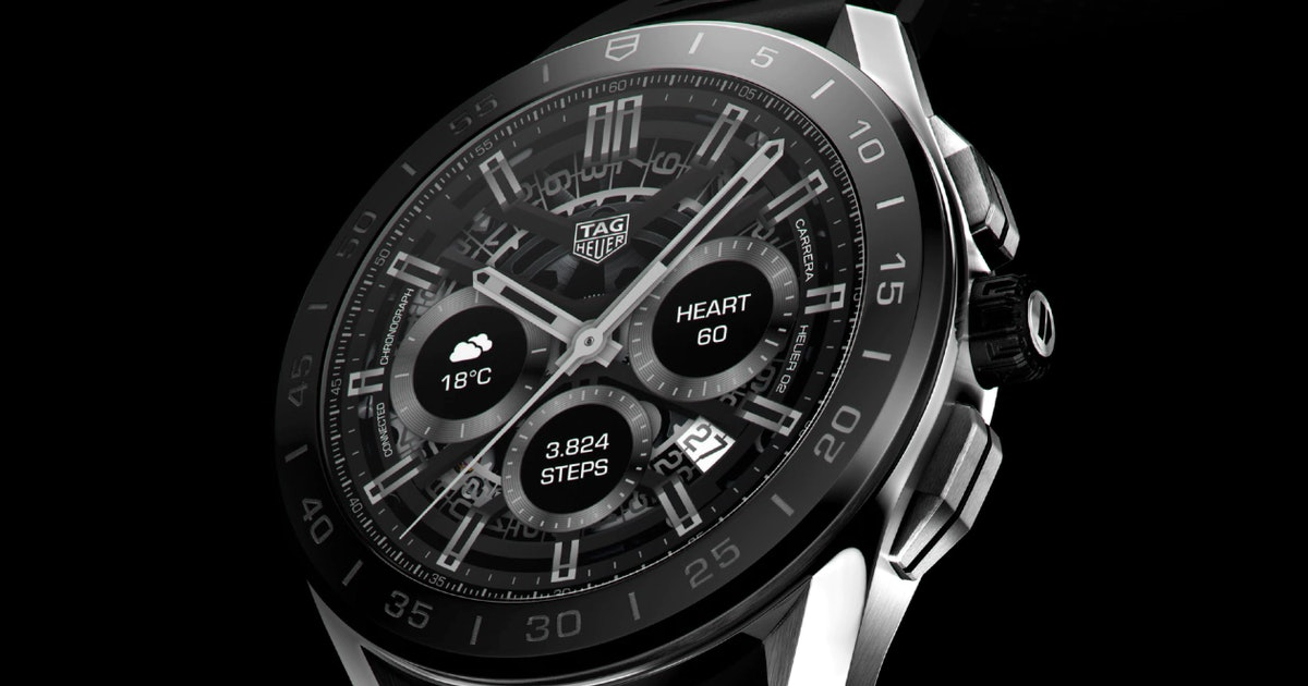 The third Tag Heuer Connected smartwatch is still just a $1,800 product doomed to obsolescence