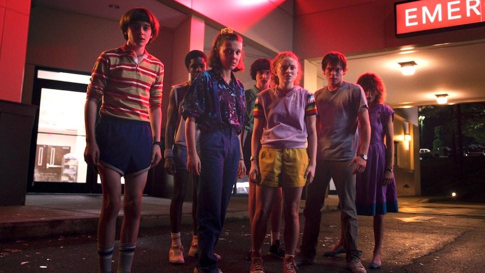'Stranger Things' Season 4 Has Shut Down Production Due To Coronavirus