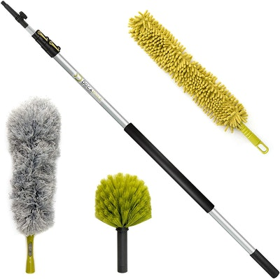 DocaPole Dusting Kit With 5-12 Foot Extension Pole