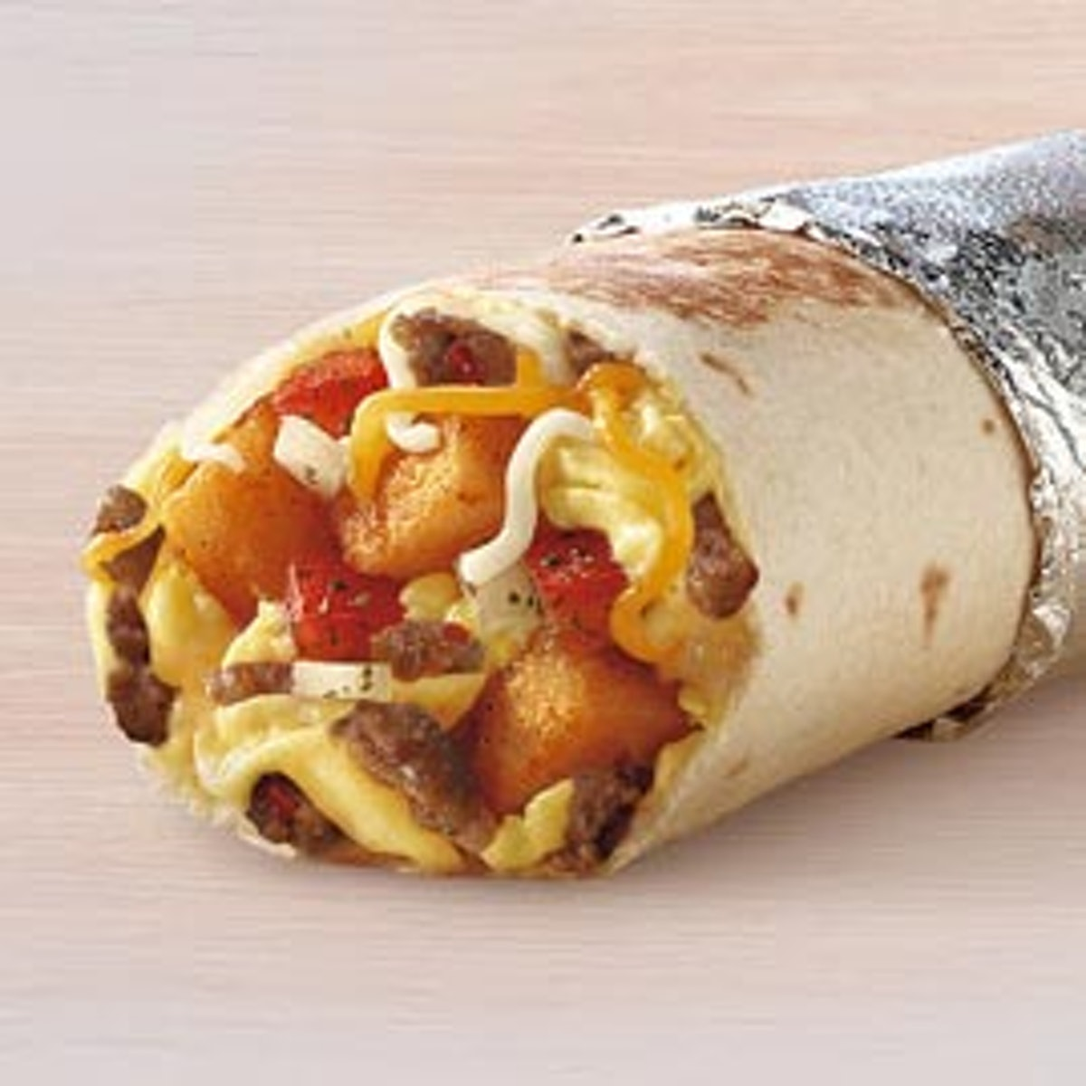 Taco Bell's new Toasted Breakfast Burritos are here, so get ready to make mornings better.
