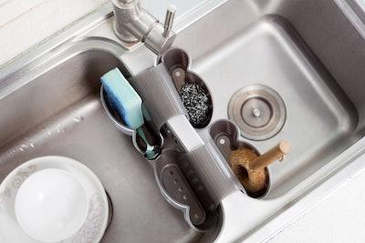 Eunion Kitchen Sink Caddy