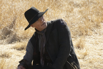 William/The Man In Black on Westworld.