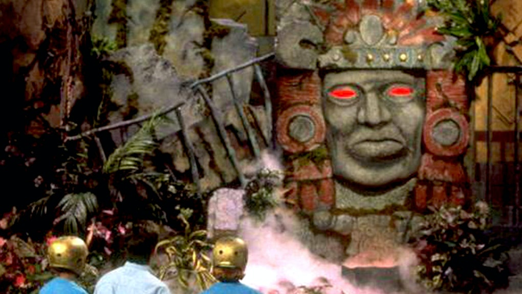 This 'Legends Of The Hidden Temple' Revival Casting Call Is seeking fearless competitors.
