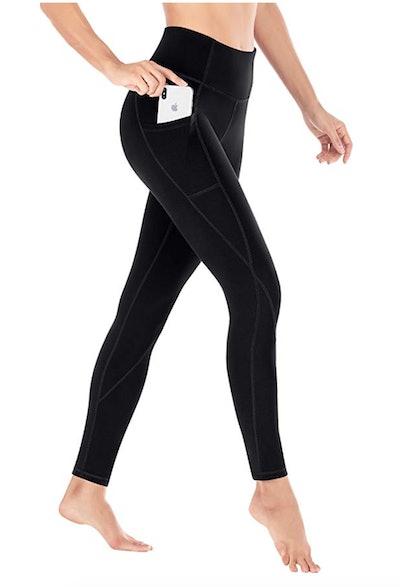 Heathyoga Yoga Pants