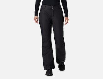 Omni-Heat insulated snow pants