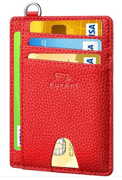 FurArt Slim RFID Blocking Wallet