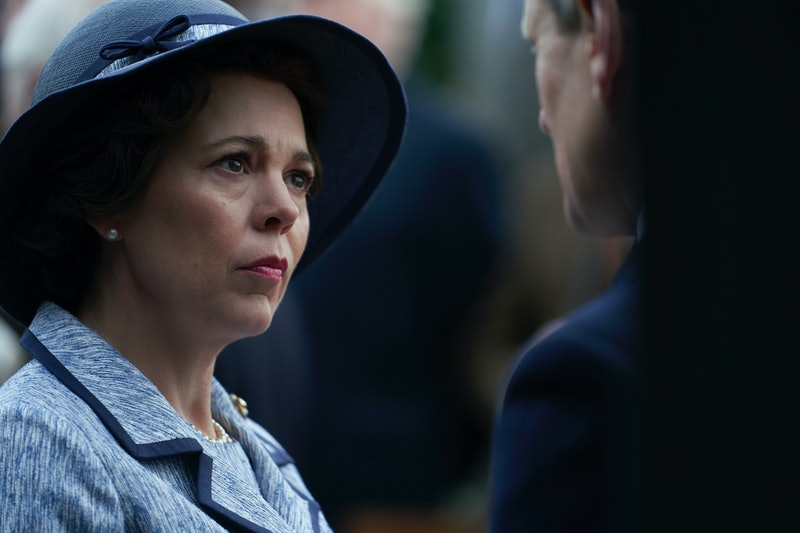 Olivia Colman in 'The Crown' Netflix