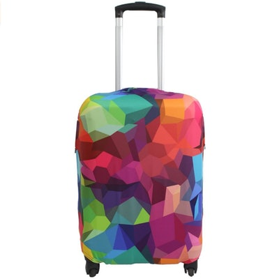 Explore Land Travel Luggage Cover (23-26 Inch)