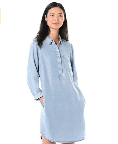Goodthreads Tencel Shirt Dress