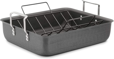 Calphalon Classic Hard-Anodized Roasting Pan (16 Inches)
