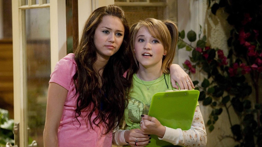 Miley Cyrus posted several 'Hannah Montana' clips to describe her feelings during the coronavirus outbreak.