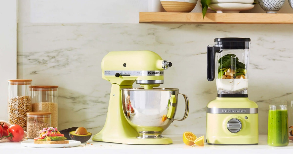 Kitchenaid S Color Of The Year 2020 Will Keep You Calm