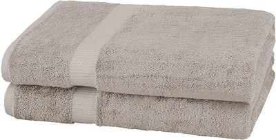 Pinzon Organic Cotton Bath Sheets (Set of 2)