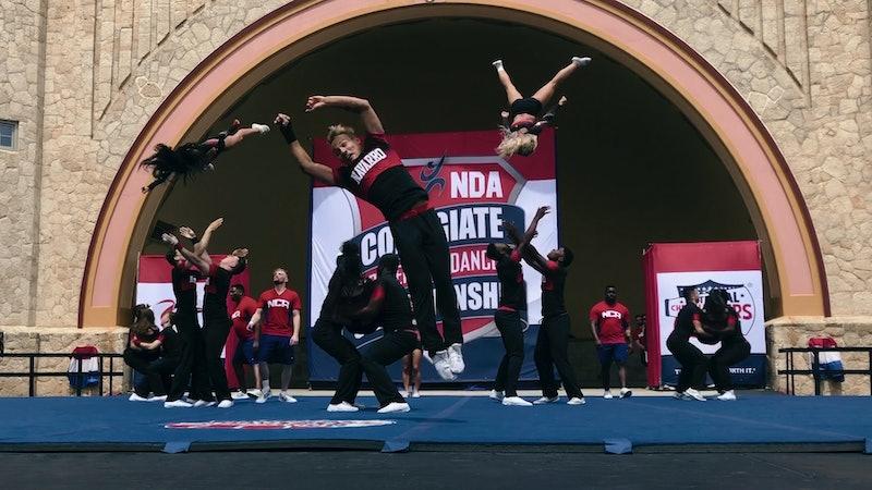 'Cheer' on Netflix at Daytona