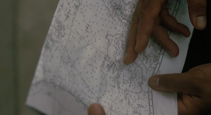 A map of Westworld.