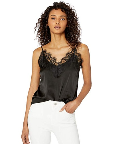 The Drop Lace Trimmed Camisole