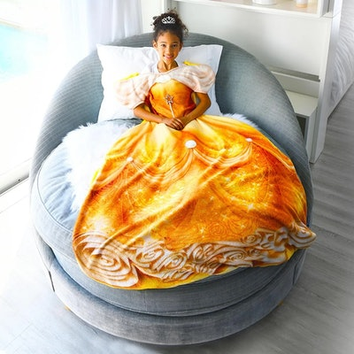 Disney Princess Belle Blankie Tails