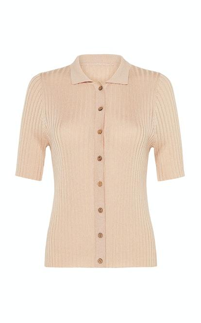 Arlo Ribbed Bamboo Shirt